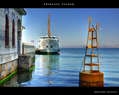 "Princess Island, Turkey  ""HDR"""