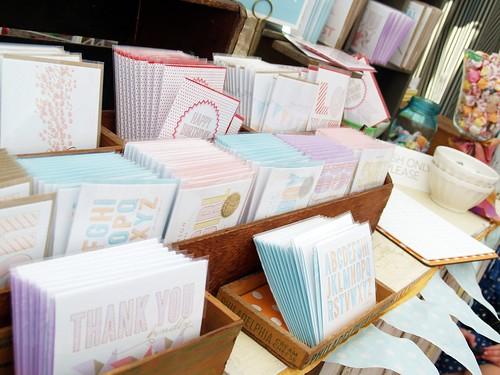 Letter Press Cards