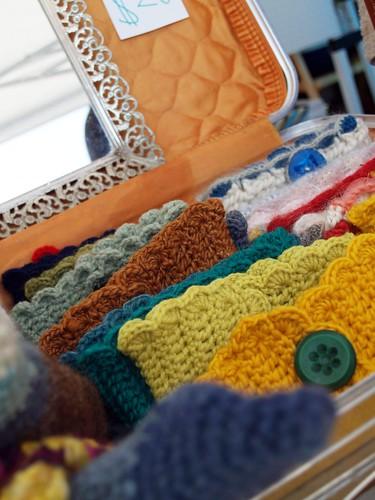 Crochet Cufffs