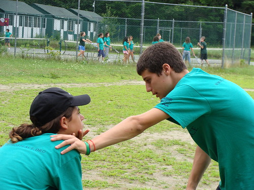 ... than the counselors, they tend to have more of a parental role at Camp.