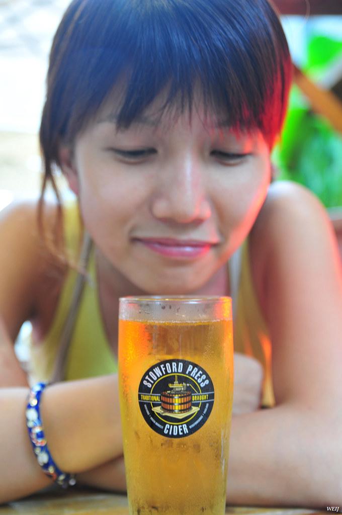 夏天就是要喝啤酒