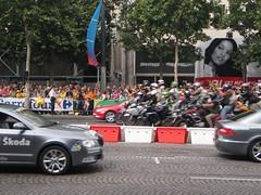 Tour de France Reporters