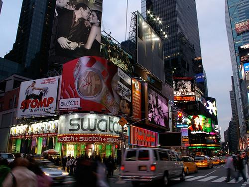 NY - Swatch