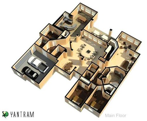 Floor Plan design UAE