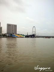 20100718-3 魚尾獅公園 E-P1 (6) (fifi_chiang) Tags: travel singapore olympus ep1 17mm 新加坡 merlionpark 魚尾獅公園