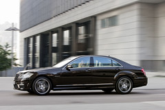 Mercedes-Benz S63 AMG Bi-Turbocharged