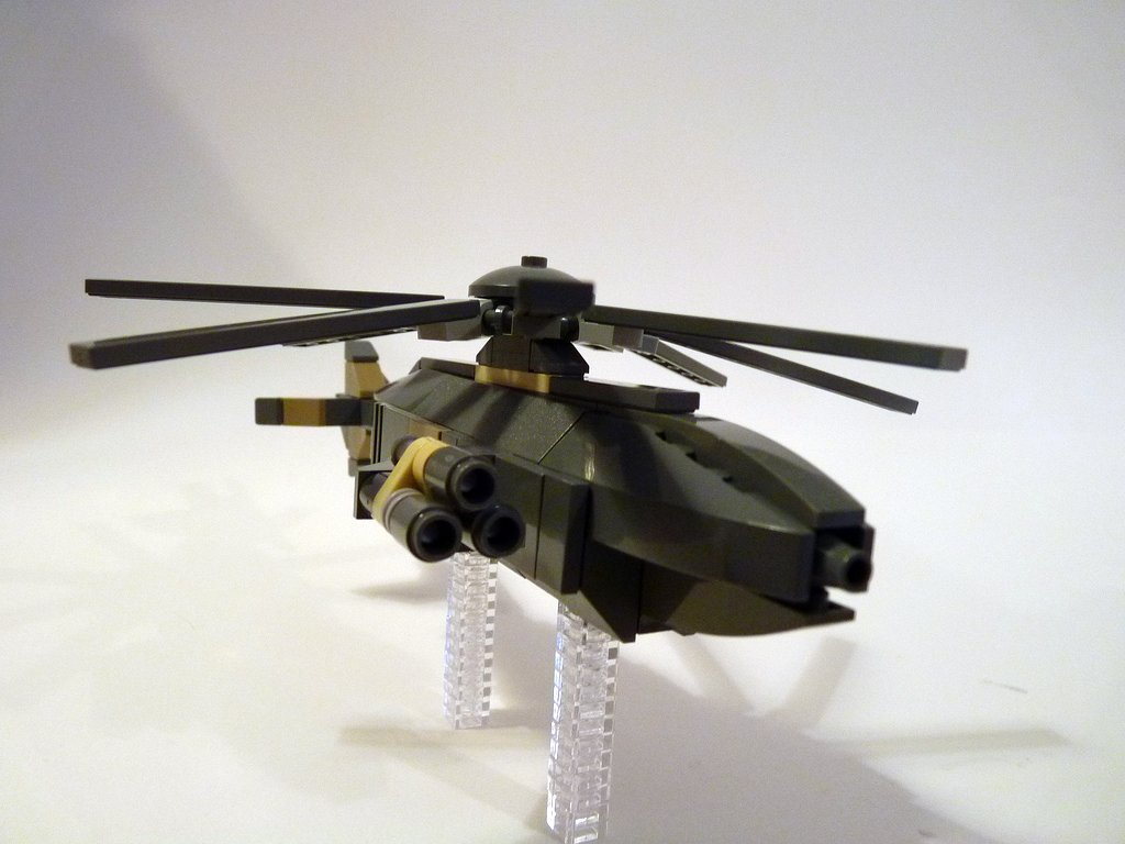 JJ Unmaned Helicopter