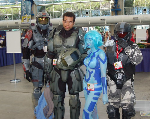 Comic Con 2010: