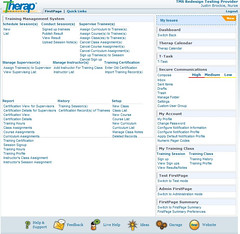 Therap New Training Management System