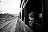 Sem destino... (let's fotografar) Tags: train pb trem
