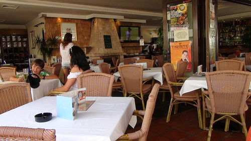 Terraza del Cafe Sydney