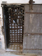 East State Penn Iron Grate Door 1 (Mr.J.Martin) Tags: pennsylvania prison easternstatepenitentiary penitentiary cellblock easternstate prisoncell prisonwalls abandonedprison prisonward prisoncelldoor philadelphiaprison abandonedpenitentiary pennsylvaniapenitentiary prisondecay