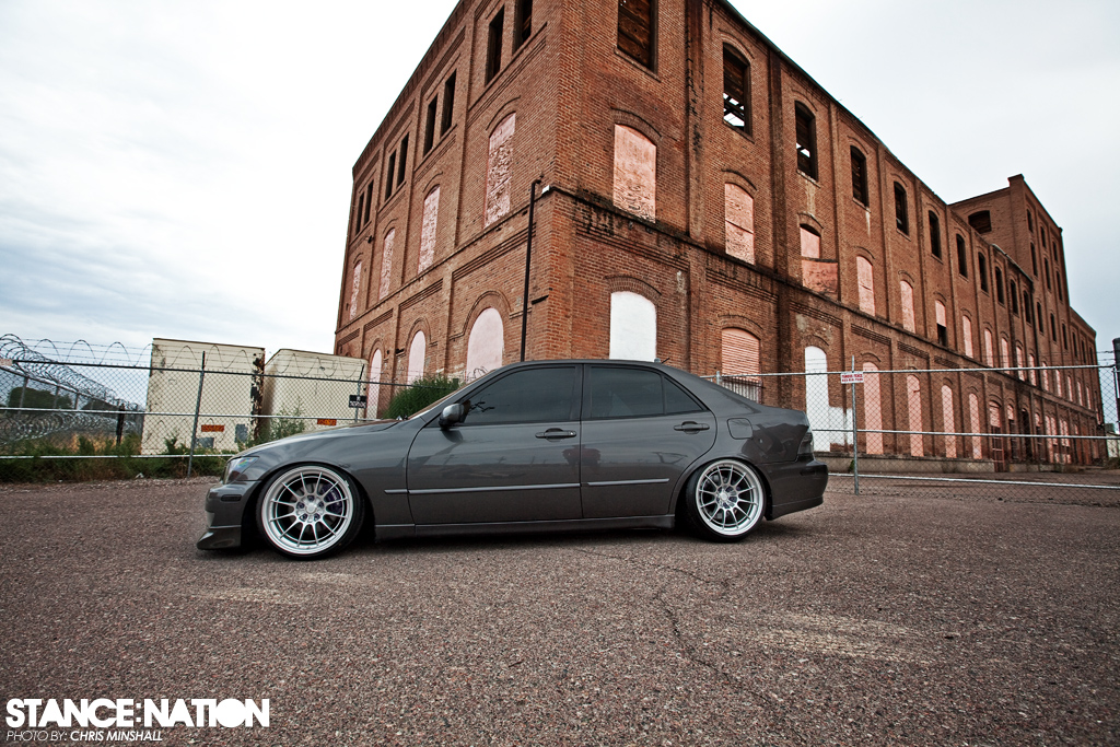 One Bad Four Door | StanceNation™ // Form > Function