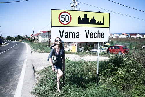 Vama Veche, our way.