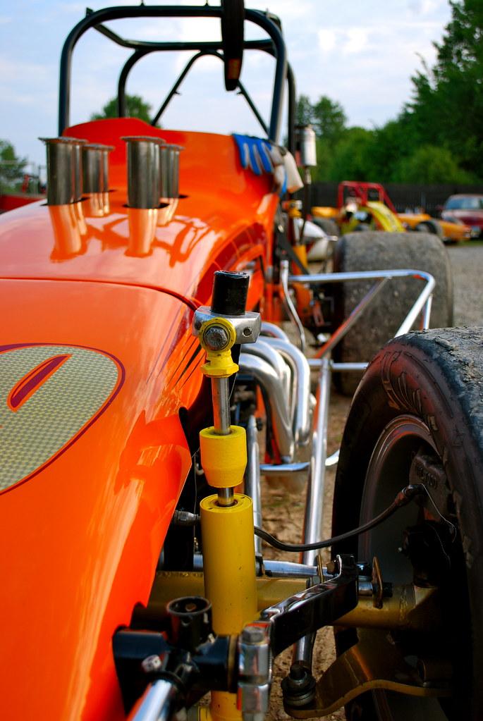 Antique Race Car