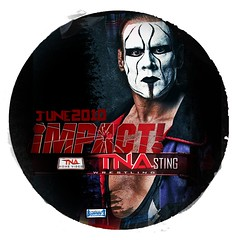 TNA Impact 2010 7 June DVD Label (kikobluerose) Tags: aj dvd action wrestling sting impact styles covers hulk hogan total nonstop abyss unofficial tna