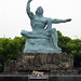 Peace Statue at Nagasaki