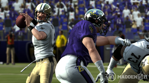 The Drop: NFL Madden 11