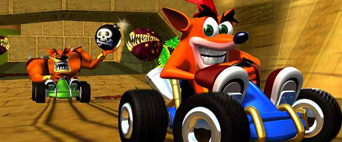 The Drop: Crash Team Racing