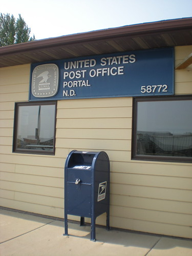 Portal, ND post office