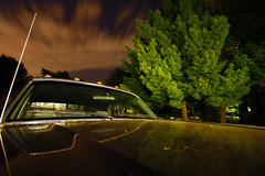 Canon 10-22mm (Vision Images) Tags: trees columbus ohio ford night clouds truck canon lens long angle time wide 1022mm exsposure xsi 450d visionimages