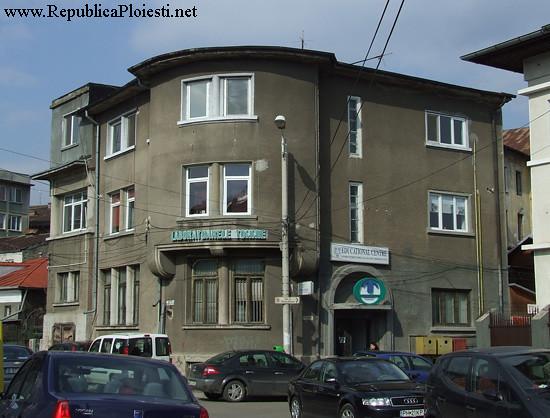 Art Deco in Ploiesti - Casa dr. Comanescu
