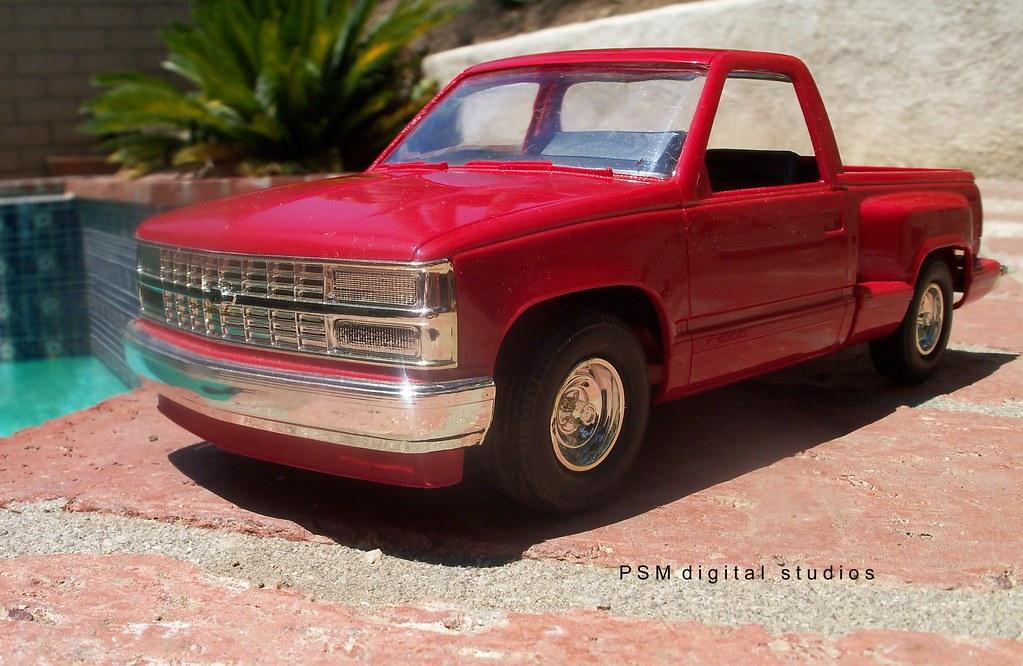 1991 Chevrolet Sportside Pickup Truck
