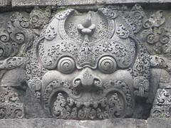 Kala - Java (CCybo) Tags: bali sculpture monster statue indonesia temple java asia southeastasia calla skulptur buddhism olympus escultura asie y