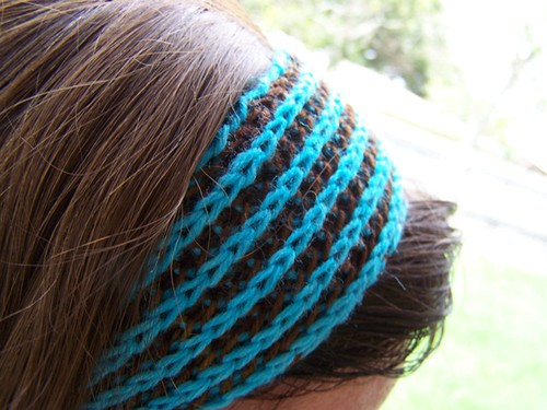 Knit Accessories Patterns Free : Hair Accessories