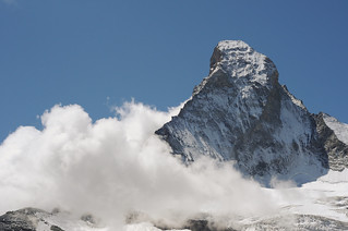 Matterhorn . North Face