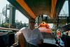 Craig on a Long Tailed Boat in Bangkok (Craig Jewell Photography) Tags: film thailand boat iso analogue uncropped klong metering longtailedboat rediscovered 1536x1024 unknownflash kodakclasdigitalfilmscannerhr200
