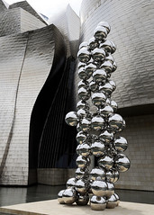 What A Load Of Balls - Bilbao (ninja nan1) Tags: museum architecture spain balls bilbao guggenheim
