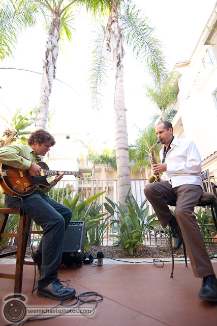 Ian Tordella and Joey Carano at Woodfin Hotel 80910 © Michael Klayman-007
