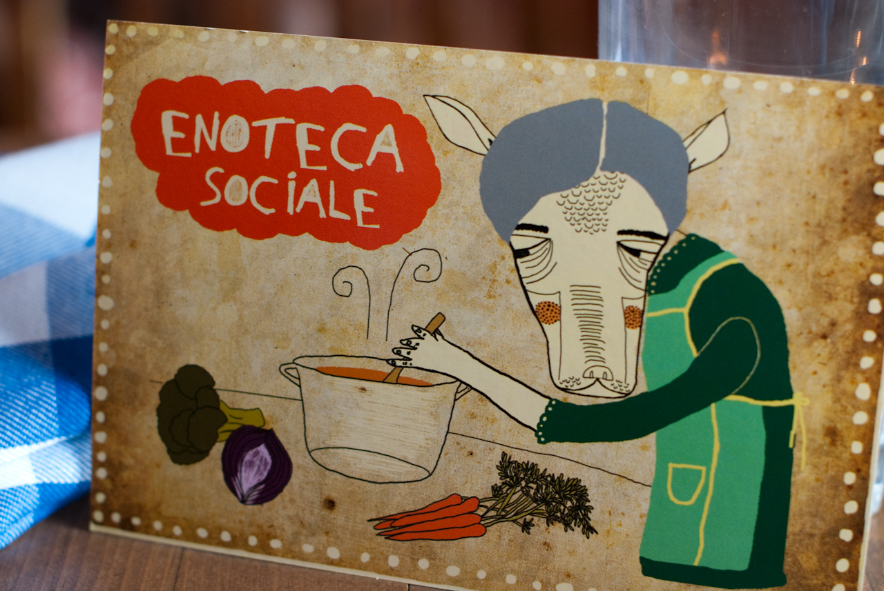 Enoteca Sociale