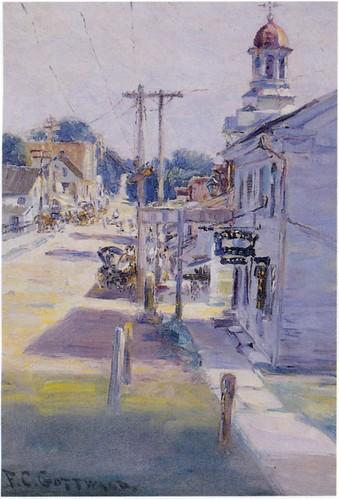 Main Street, Chagrin Falls (1899)