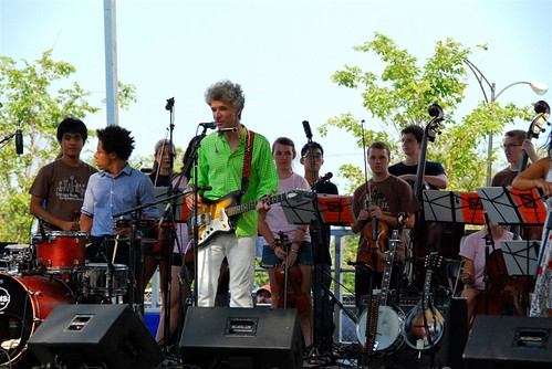 Dan Zanes at Lollapalooza
