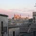 I tetti Sopranesi con la Chiesa di Maria SS. di loreto - The roofs Sopranes with the Church of Maria SS. loreto