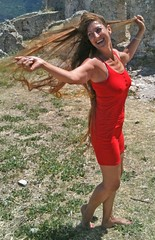 When I danced with the wind on top of Mount Taygetos