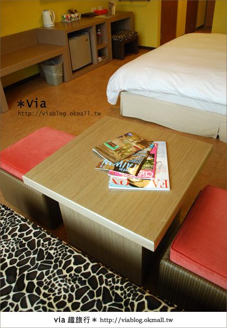 【新竹住宿】來去和動物住一晚~關西六福莊生態渡假旅館32