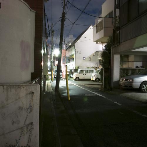 Summer Night Naka Meguro