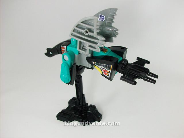 Transformers  Seawing G1 Reissue - modo arma