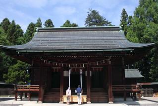 【米沢】上杉神社