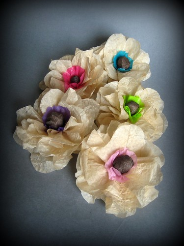 paper flowers 922