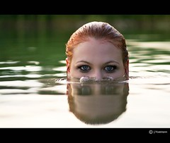 """double face"" (JuttaV.) Tags: b portrait woman lake nature water see wasser natur frau abigfave platinumheartaward superstarthebest bestportraitsaoi elitegalleryaoi mygearandmepremium mygearandmebronze mygearandmesilver dblringexcellence tplringexcellence eltringexcellence rememberthatmomentlevel1 rememberthatmomentlevel2"