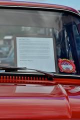 Big Wheels Car Show (Martin Pettitt) Tags: show summer classic car suffolk bigwheels 1000 2010 nsu stonhambarns nikond90 afsdxvrzoomnikkor18105mmf3556ged