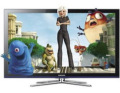 Samsung 50-inch PN50C490 3D-ready plasma HDTV