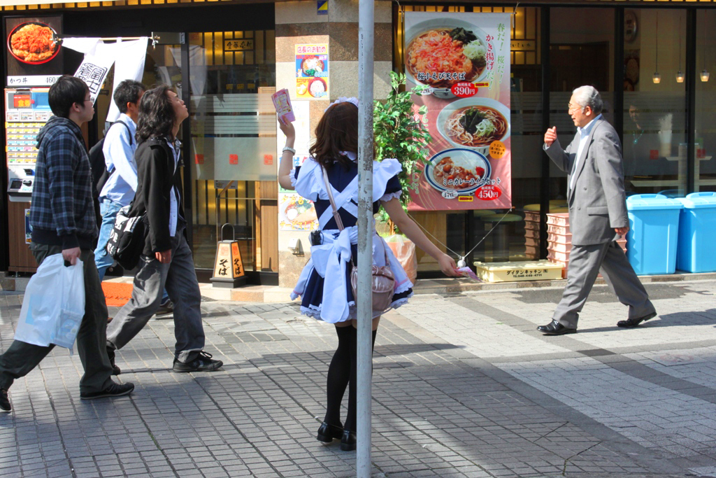 The art of the walk for gastronome in Kanda (62)
