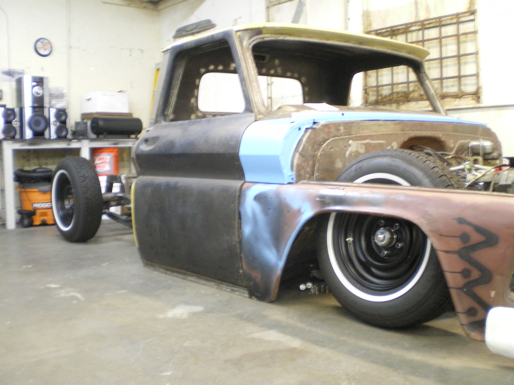 The Worlds Best Photos Of 64 And C10 Flickr Hive Mind 1966 Chevy Stepside Truck 1964 Low Standards Tags Original Chevrolet Vintage Drums Rust Whitewalls Drum