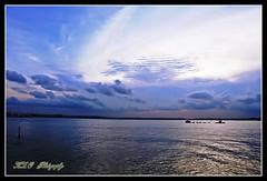 Seascape (kyawzo) Tags: sea seascape beach nikon singapore changi sg 18200 hdr d90 changibeach mywinners