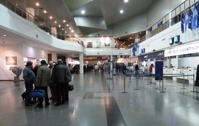 Aeropuerto de Mendoza, por Jorge Gobbi